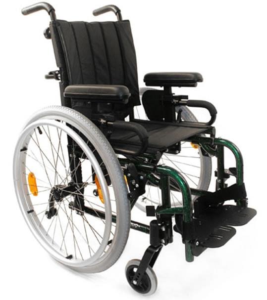 RXS Kids Folding Wheelchair